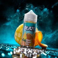 BLAZE ON ICE Mango Orange Twist 100ml